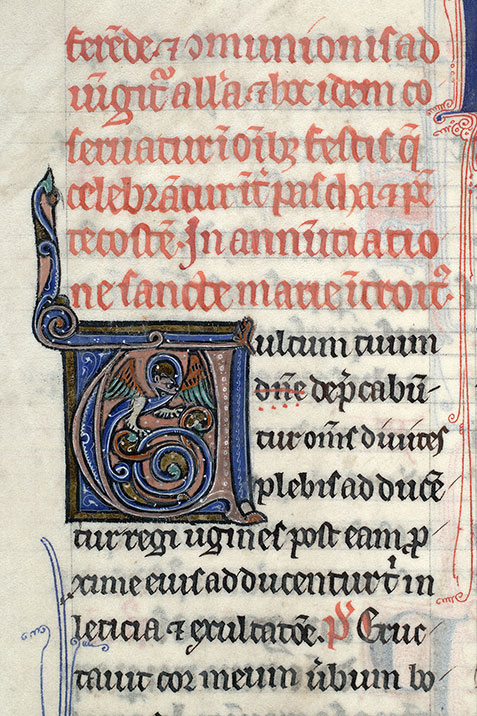 Paris, Bibl. Mazarine, ms. 0426, f. 231v