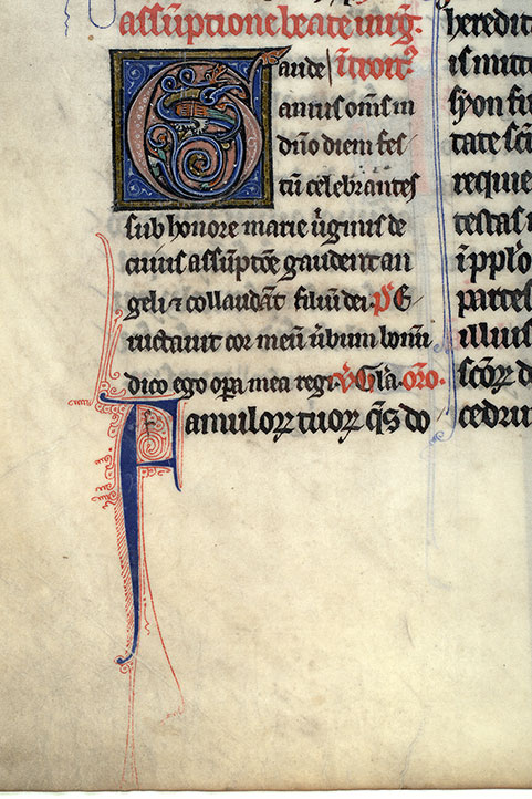 Paris, Bibl. Mazarine, ms. 0426, f. 258v