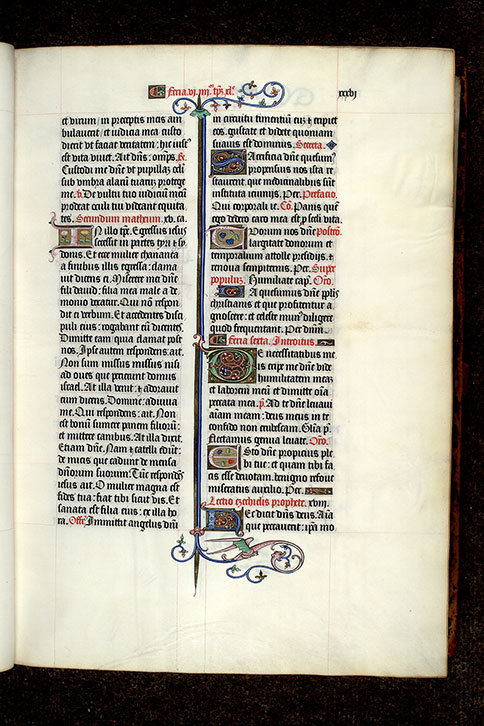 Paris, Bibl. Mazarine, ms. 0430, f. 036