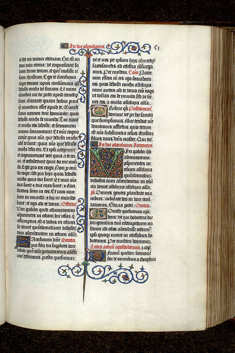 Paris, Bibl. Mazarine, ms. 0430, f. 101