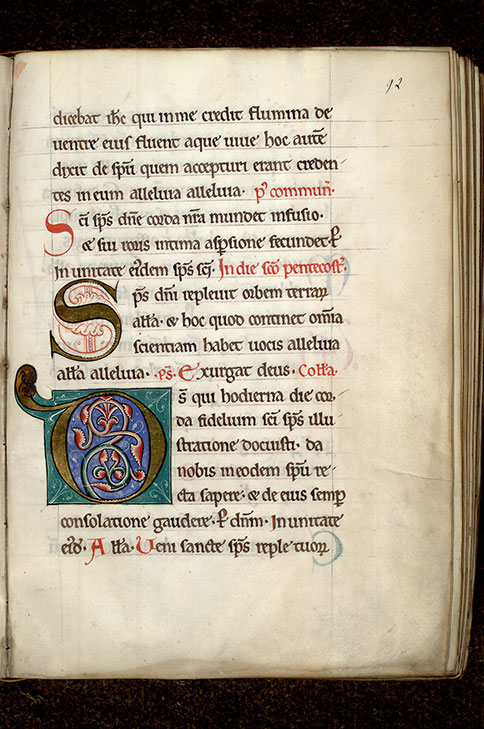 Paris, Bibl. Mazarine, ms. 0431, f. 092