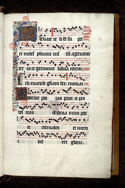 Paris, Bibl. Mazarine, ms. 0432, f. 006
