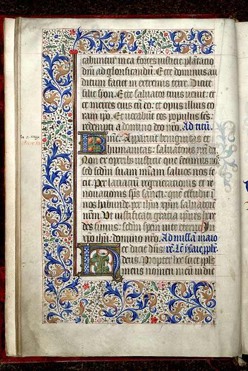 Paris, Bibl. Mazarine, ms. 0437, f. 012v