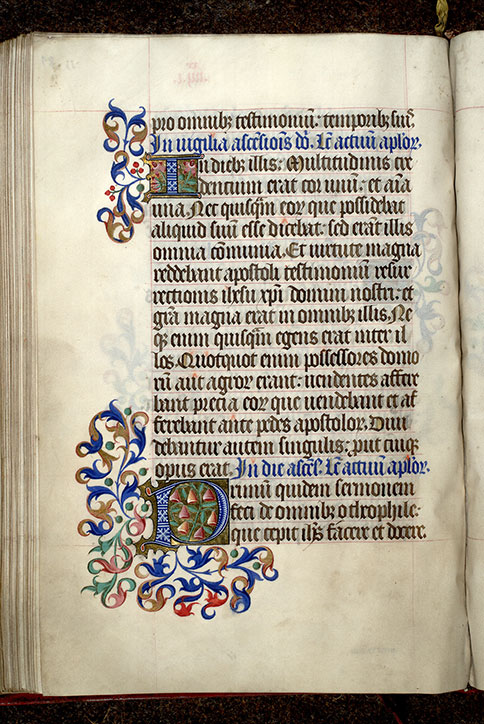 Paris, Bibl. Mazarine, ms. 0437, f. 081v