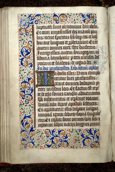 Paris, Bibl. Mazarine, ms. 0437, f. 089v