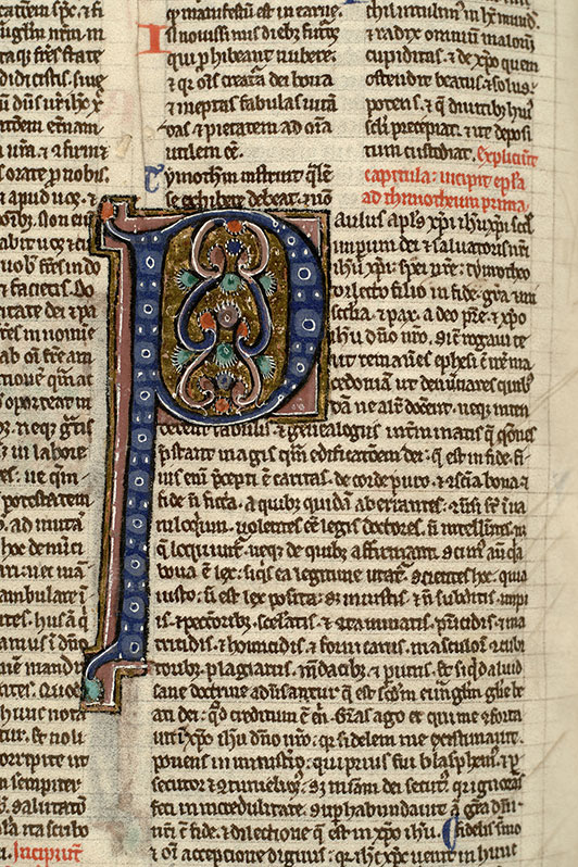 Paris, Bibl. Mazarine, ms. 0007, f. 284v