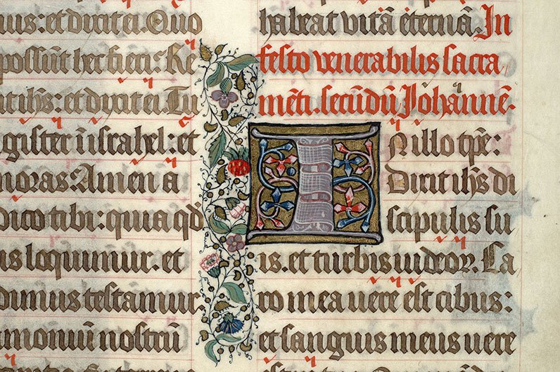Paris, Bibl. Mazarine, ms. 0439, f. 132
