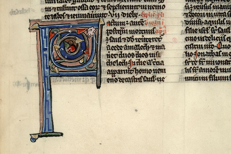 Paris, Bibl. Mazarine, ms. 0008, f. 099