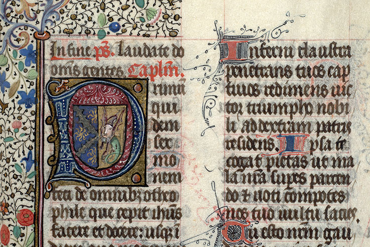 Paris, Bibl. Mazarine, ms. 0443, f. 097