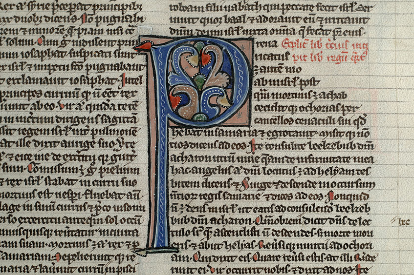 Paris, Bibl. Mazarine, ms. 0008, f. 116