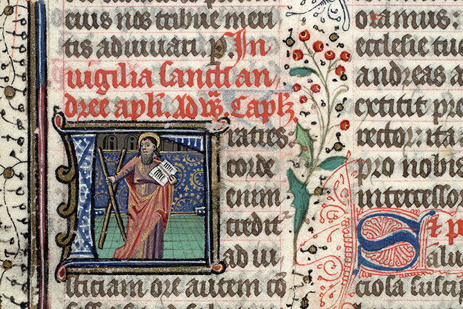 Paris, Bibl. Mazarine, ms. 0443, f. 255