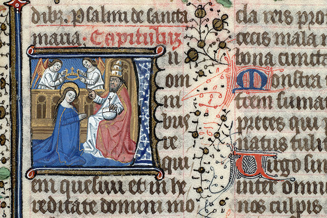 Paris, Bibl. Mazarine, ms. 0443, f. 301