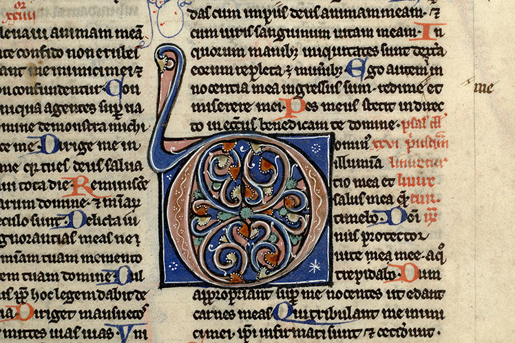 Paris, Bibl. Mazarine, ms. 0008, f. 176
