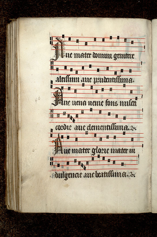 Paris, Bibl. Mazarine, ms. 0447, f. 100v