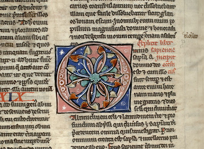 Paris, Bibl. Mazarine, ms. 0008, f. 211v