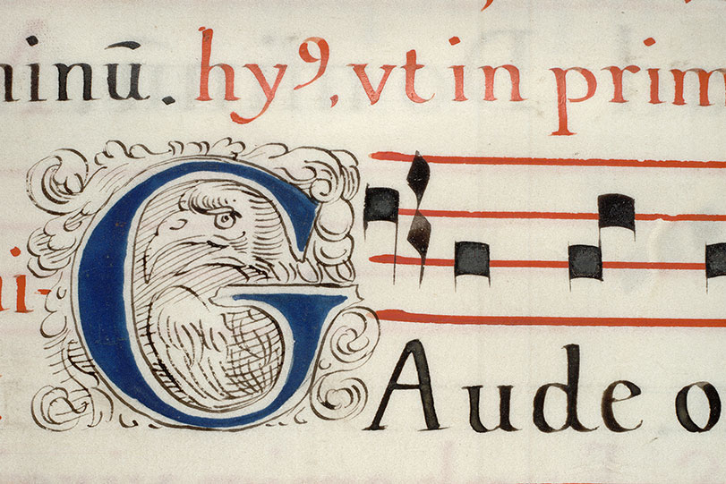 Paris, Bibl. Mazarine, ms. 0465, f. 003
