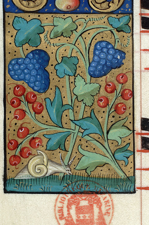 Paris, Bibl. Mazarine, ms. 0465, f. 023v