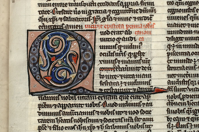 Paris, Bibl. Mazarine, ms. 0008, f. 407