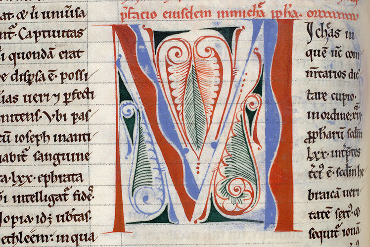 Paris, Bibl. Mazarine, ms. 0571, f. 086v