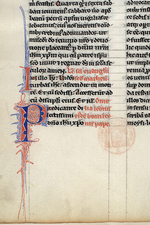 Paris, Bibl. Mazarine, ms. 0587, f. 112v