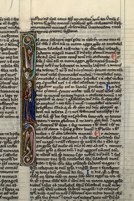 Paris, Bibl. Mazarine, ms. 0012, f. 203