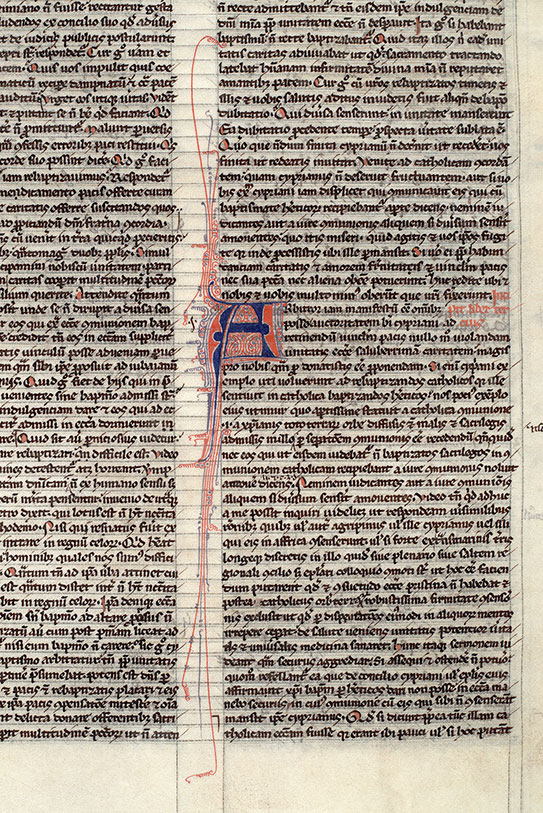 Paris, Bibl. Mazarine, ms. 0632, f. 116