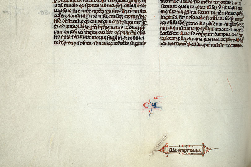 Paris, Bibl. Mazarine, ms. 0664, f. 104v