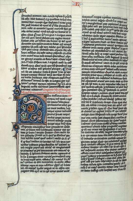 Paris, Bibl. Mazarine, ms. 0664, f. 194v