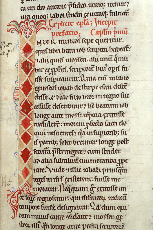 Paris, Bibl. Mazarine, ms. 0665, f. 009