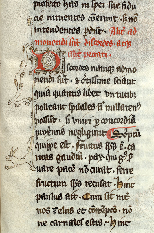 Paris, Bibl. Mazarine, ms. 0676, f. 038