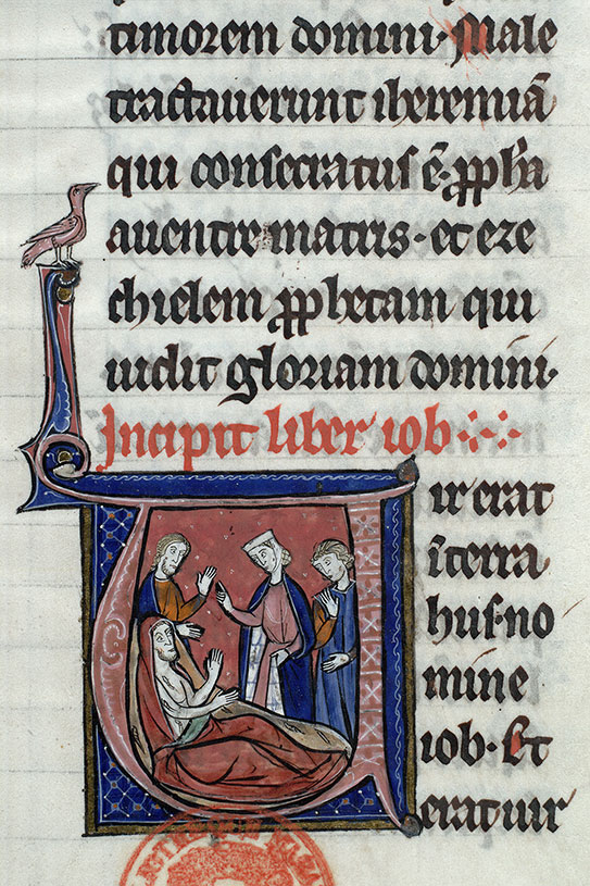 Paris, Bibl. Mazarine, ms. 0677, f. 270