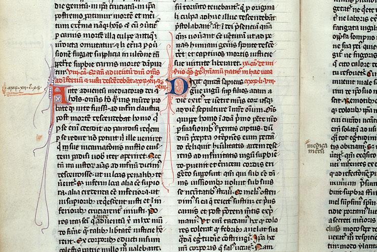 Paris, Bibl. Mazarine, ms. 0684, f. 020v