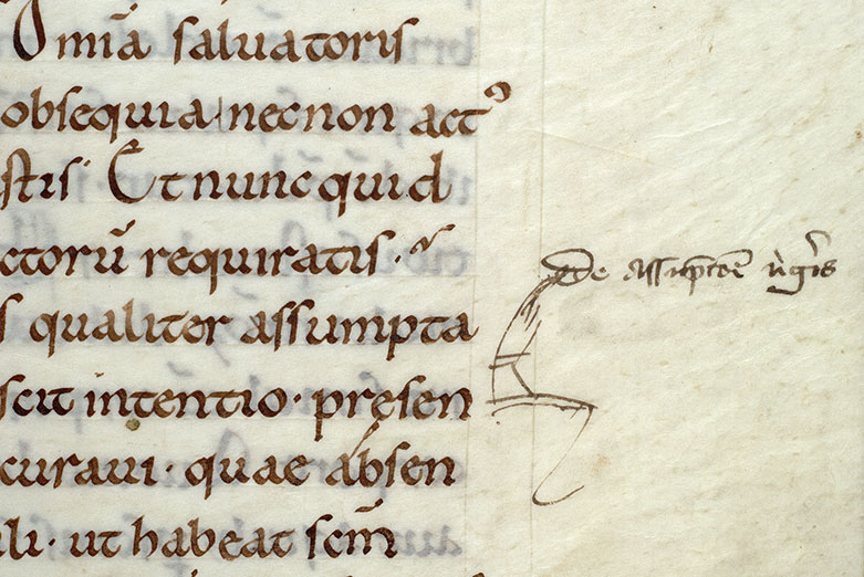 Paris, Bibl. Mazarine, ms. 0693, f. 062