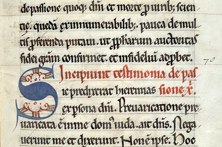 Paris, Bibl. Mazarine, ms. 0696, f. 090