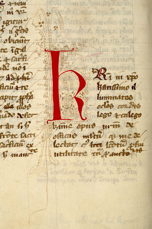 Paris, Bibl. Mazarine, ms. 0715, p. 350