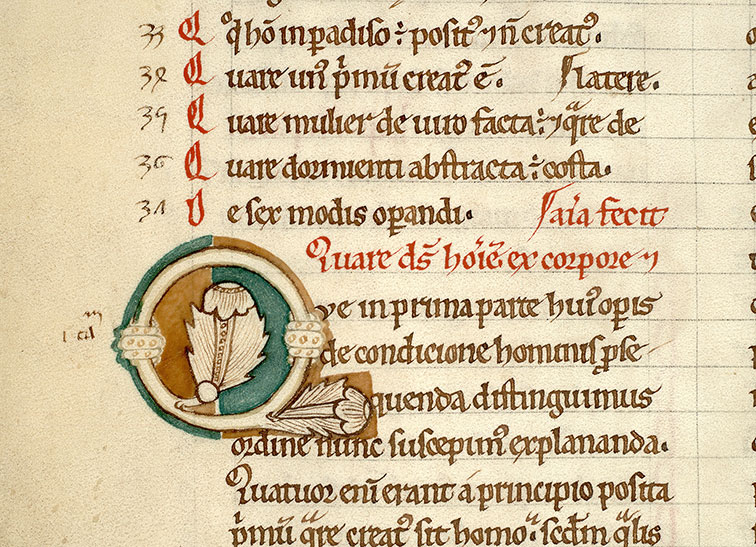 Paris, Bibl. Mazarine, ms. 0718, f. 040v