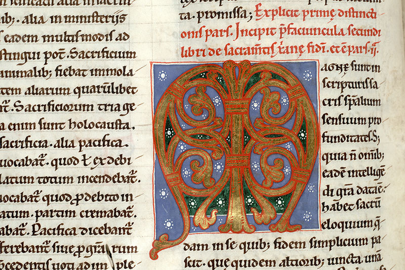 Paris, Bibl. Mazarine, ms. 0729, f. 087v