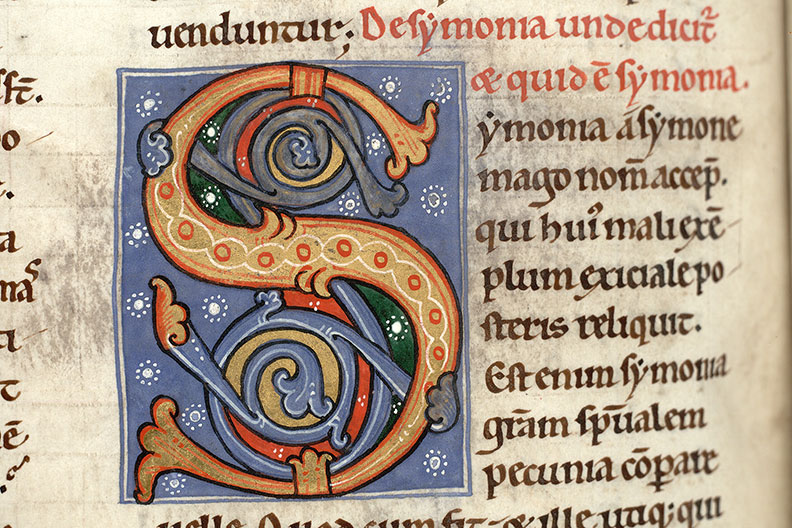 Paris, Bibl. Mazarine, ms. 0729, f. 135v