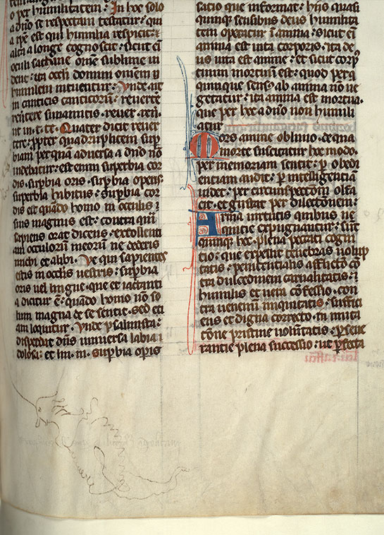Paris, Bibl. Mazarine, ms. 0734, f. 023