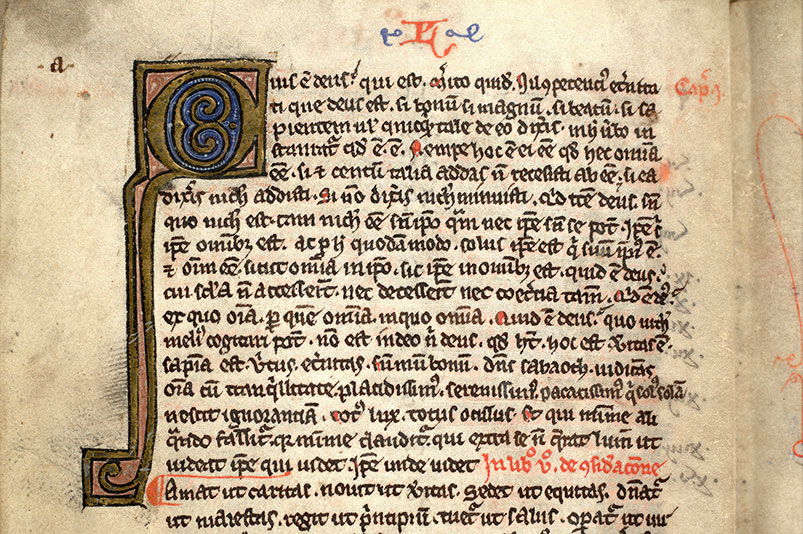 Paris, Bibl. Mazarine, ms. 0753, f. 002v