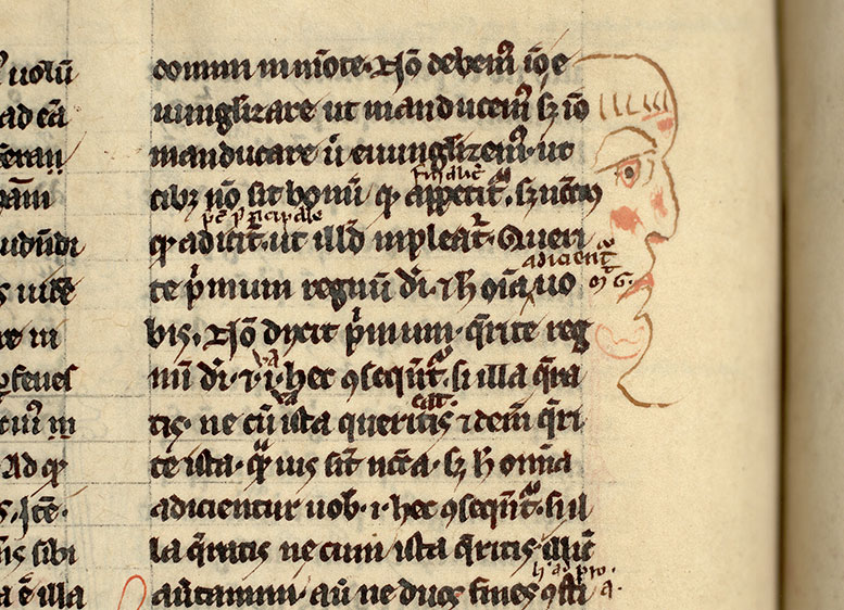 Paris, Bibl. Mazarine, ms. 0756, f. 132v