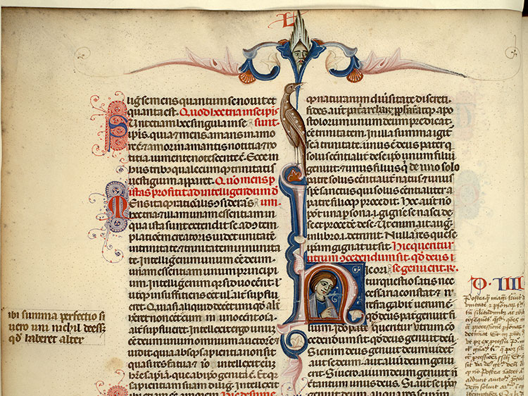 Paris, Bibl. Mazarine, ms. 0766, f. 006v