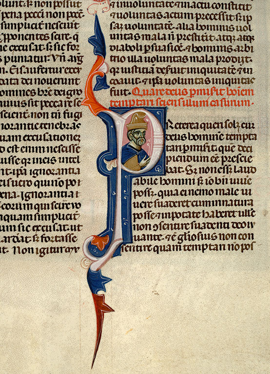Paris, Bibl. Mazarine, ms. 0766, f. 099