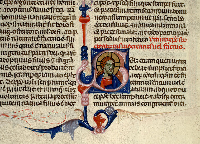 Paris, Bibl. Mazarine, ms. 0766, f. 143