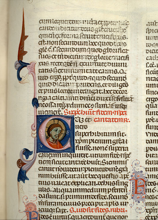 Paris, Bibl. Mazarine, ms. 0766, f. 158