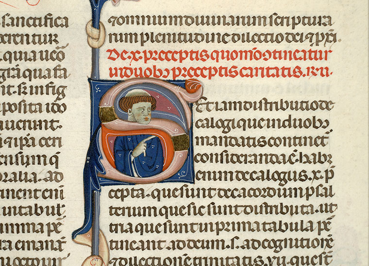 Paris, Bibl. Mazarine, ms. 0766, f. 172
