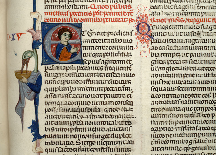 Paris, Bibl. Mazarine, ms. 0766, f. 198