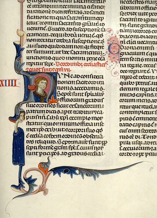 Paris, Bibl. Mazarine, ms. 0766, f. 214