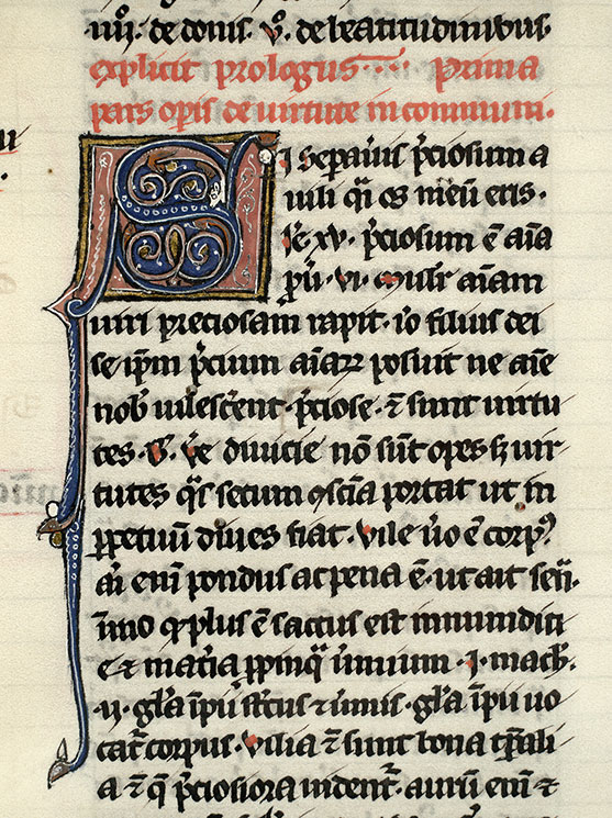 Paris, Bibl. Mazarine, ms. 0790, f. 004v