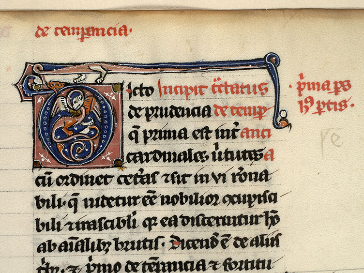 Paris, Bibl. Mazarine, ms. 0790, f. 140